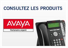 Produits Avaya systèmes téléphoniques et câblage