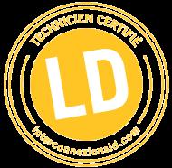 Câblage, techniciens certifiés Panduit et Corning