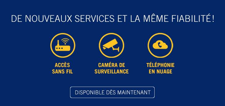 Interconnexions ld offre trois nouveaux services