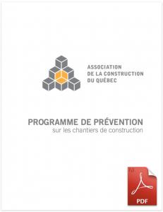 Programme de Prévention Mutuelle prévention ACQ - Interconnexions LD 2019